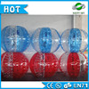 GuangZhou Happy Sky popular colored inflatable body zorb ball high quality bubble ball for football