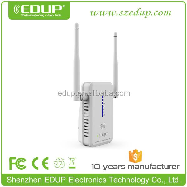 300Mbps 2.4GHz & 5GHz Dual Band WIFI repeater