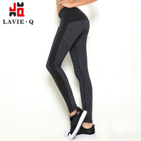Porfessional High Quality Ankle Length Fitness Leggings Tight Women Yoga Pants