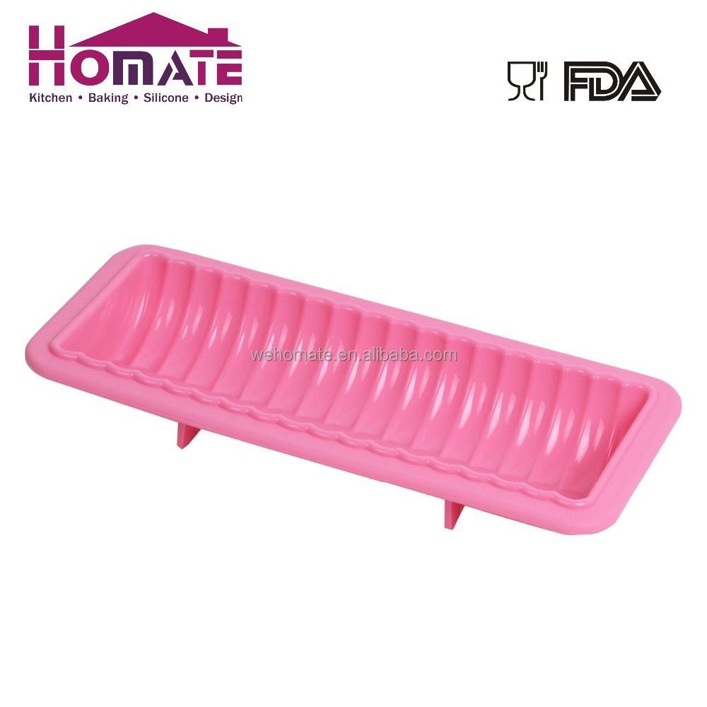 Silicone Rectangle bakery cake mode