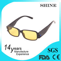 Custom led ultraviolet rays latest trendy latest branded spectacles reading