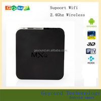 Full Loaded with Kodi Amlogic S805 Quad Core 1G 8G Android TV Box