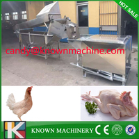 400-500BPH halal meat slaughterhouse / chicken slaughterhouse