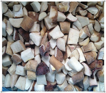 2018 IQF boletus edulis cube for sale