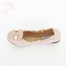 2017 alibaba women casual shoes good quality foldable ballet shoes comfortable custom casual shoes online for ladies.