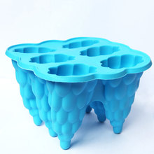 No Deformation Non-Stick Silica gel Popsicle Mold