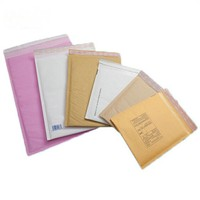 Colorful Kraft paper envelope padded bubble envelop from china manufacturer