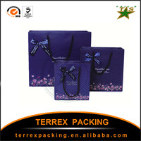 High Quality Shoppers Bags Paper With String Handle