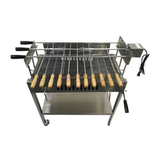 factory direct sale charcoal bbq spit rotisserie souvla cyprus grill