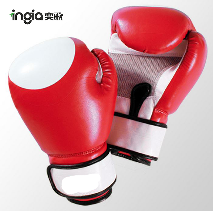 Factory Wholesale Cheap Custom Logo Fitness Boxing Gloves