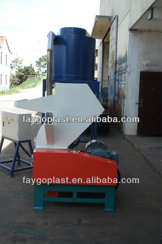 Waste plastic cutting industry crusher