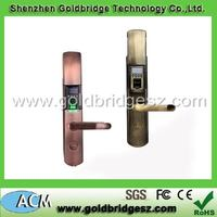 Super quality special door handle lock fingerprint