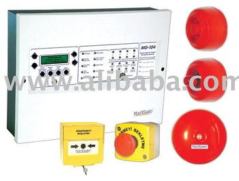 Marine Approved Conventional Extinguishant Fire Alarm System