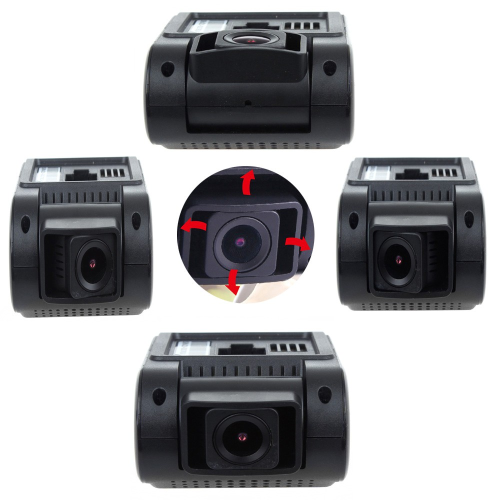 "A119 2.0"" Screen Capacitor Novatek96660 H.264 2K HD 1440p Car Dashcam Camera GPS"