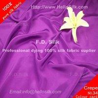 Hellosilk silk fabrics types