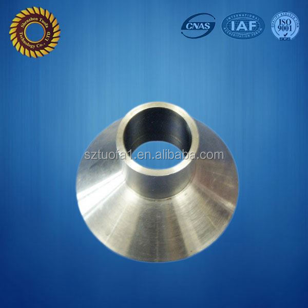 aluminum metal cnc precision camera clam shells