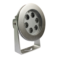 wall niche pool light