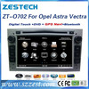 ZESTECH China Factory OEM Best Price Corex A8 RDS 3G V-10disc Powerful CPU Car Audio player for opel astra h