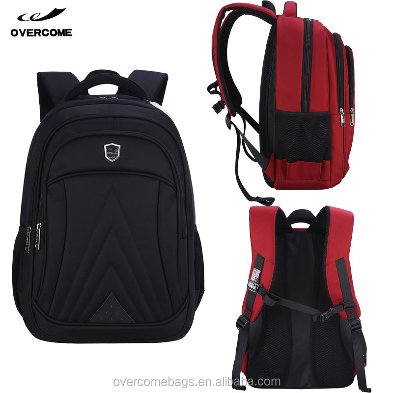 18 inch Leisure External Frame Nylon Computer Backpack
