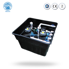 Integrative Underground Filter System For Swimming Pool