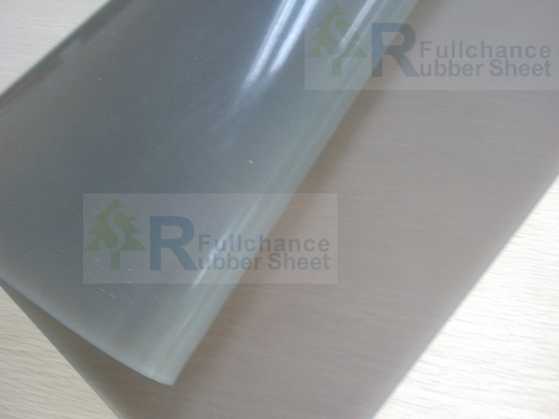 Multifunctional thermally conductive thin silicone rubber sheet for wholesales