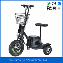 Handicapped ebay best selling heavy duty 36V/48V 500W motor electric step scooter