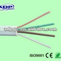 4 cores flat telephone wire cable
