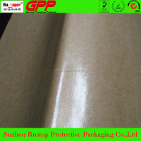 plastic film coated anti corrosion plain paper