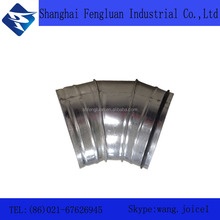 Wholesale products 45 degree pipe bend
