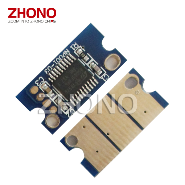 For konica minolta C253 used copier chip for konica minolta bizhub