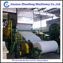 High speed quality toilet tissue paper making manufacturing machine production line turnkey project