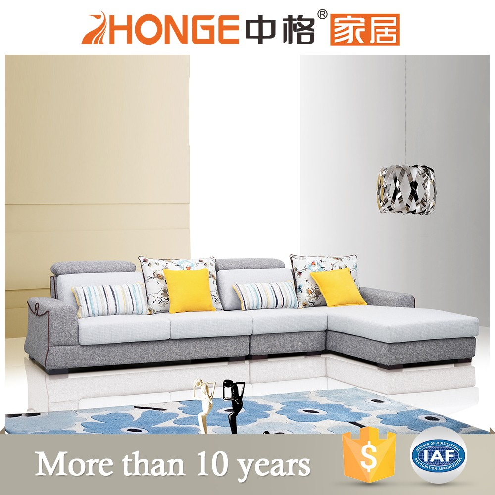 modern different types slepping fabric sofa set designs with cum bed german
