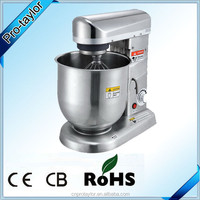 With competitive price 2015 automatic professional food mixer (TL-10L)