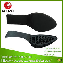 ladies rubber sole half sole for shoe repair