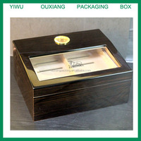 Custom Design Luxury Cigar Humidor Hot