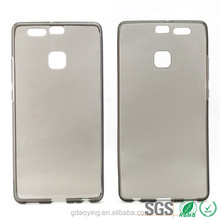 Hot sale soft Clear mobile phone plastic case For Huawei P9