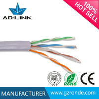 AD-LINK 24AWG Copper/CCA/CCS UTP cat5e cable specifications