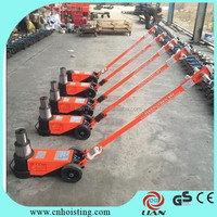 Big cylinder more stable safe and powerful air hydraulic floor jack