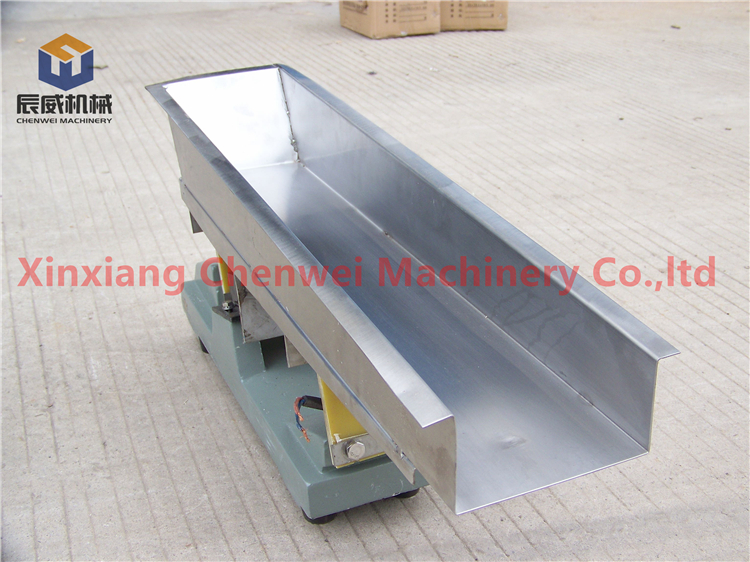 Electromagnetic vibrating feeder, small vibrating feeder from Alibaba supplier