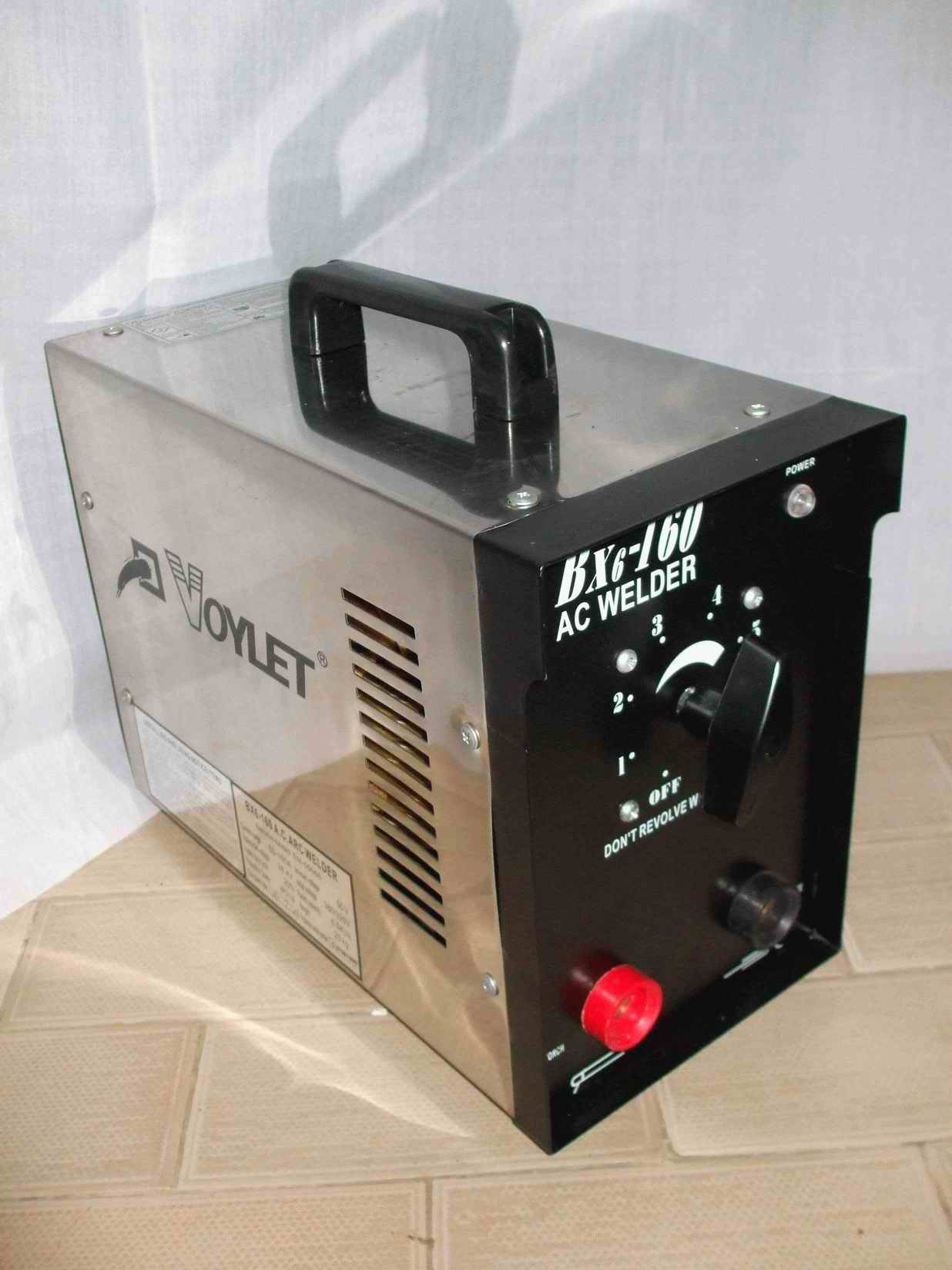 Welding Machine Bx6
