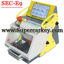 2016 hot offer SEC-E9 Key Cutting Machine with good price