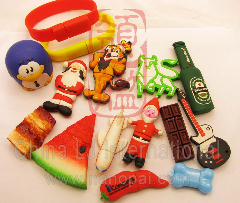 customized foods shape usb drive fruit usb stick vegetable usb flash drive cute foods promotional gifts pvc