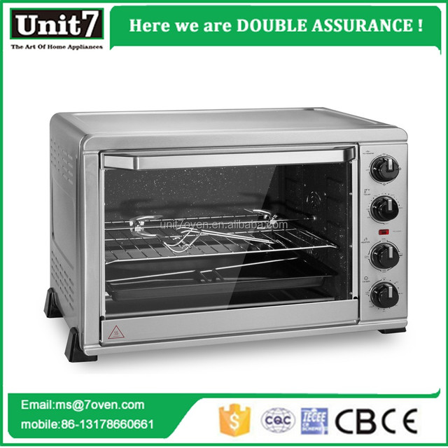 Unit7 Cheap price best quality mini electric toaster oven