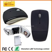 Best Sale 2.4G Foldable wireless mouse, wireless optical mouse, mini wireless mouse for travel
