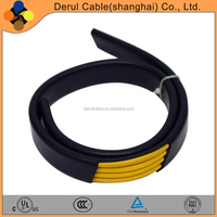 Elevator Flat Travelling Cable Elevator Electric
