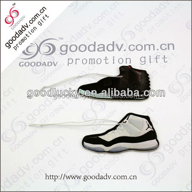 2014 New hot sale eco-friendly shoe air freshener for car