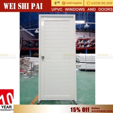 Plastic Pvc Decorative Room Door Panel Wpc House Lightweight Pvc Door Panel