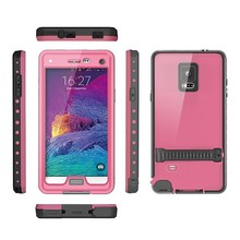 Waterproof Durable Shockproof Dirt Snow Cell Phone Case For Samsung Galaxy Note 4