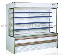 Supermarket display cabinet/refrigerated produce display cooler
