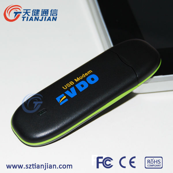 CDMA EVDO Modem High Speed Unlock 3G USB Modem